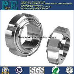 High Precision Stainless Steel CNC Machining Circle Parts
