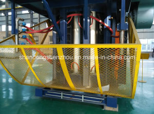 6ton Electric Induction Furnace