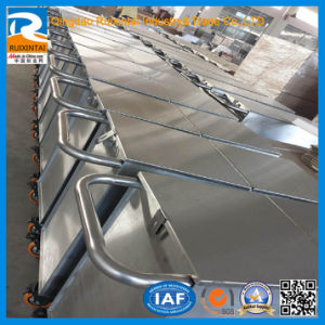 Stainless-Steel-Trolley-Tool-Trolley-Oil-Bin-Processing-Trolley-Cart pictures & photos