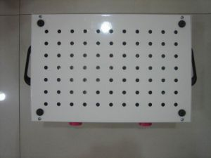 OEM Stainless Steel Metal Plate Hole Punching Process pictures & photos