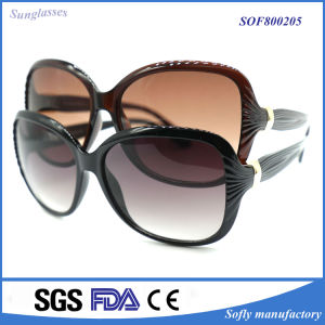Best Promotion Polarized Women Fashion Sunglasses with UV400 pictures & photos