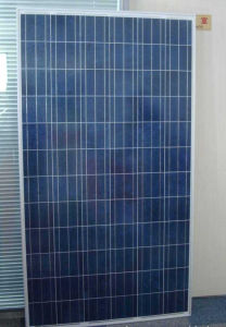 Photovoltaic Panel 300W Polycrystalline Solar Panel for Large Solar Power Plant pictures & photos