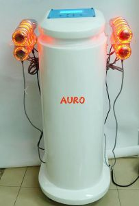 Vertical Weight Losing Cavitation Ultrasonic RF Massage Machine pictures & photos