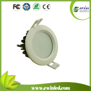 IP65 Waterproof Round LED Downlight with CE, RoHS & TUV Approved