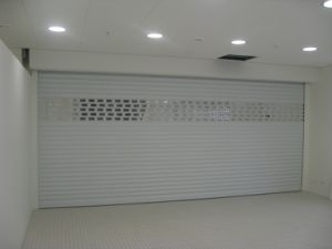 Automatic Roller Shutter / Electrical Roller Shutter Door / Remote Control Rolling Shutter Door pictures & photos