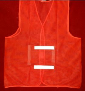 100%Polyester Knitting Fabric for Reflective Vest pictures & photos