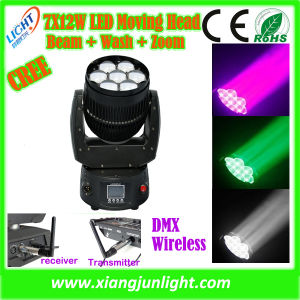 7X12W Beam Light LED Moving Head pictures & photos