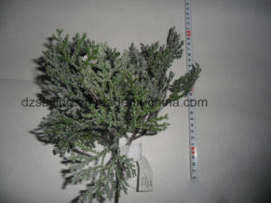 Artificial Leaves Pick Winter Decoration Christmas Flower (SHL15-F512)