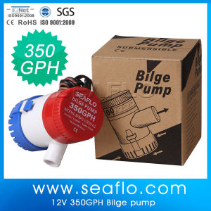 Hot Sale 350gph Low Flow Submersible Water Pump pictures & photos