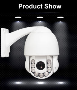 4 Inch Outdoor 1.3MP 10X Zoom 960p HD Ahd CCTV PTZ Camera (high speed dome) pictures & photos