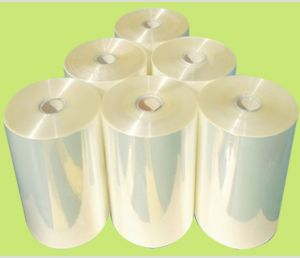 PVC Plastic Packaging Film Shrink Film pictures & photos