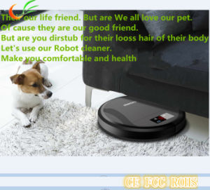 Robot Vacuum Cleaner Stand up Remote Control pictures & photos