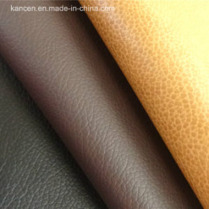 High Quality Sofa Leather (KC-W063)