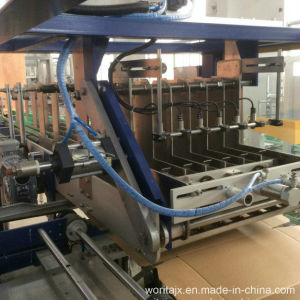 15cartons Per Minute Box Paper Packing Machine for Bottles (WD-XB15) pictures & photos
