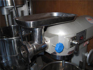 Food Mixer with Meat Grinder, Hook, Beater (GRT - B20GS) pictures & photos