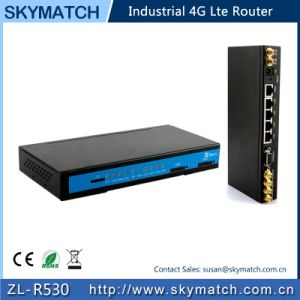 Ci860 4G Cellular Boardband Industrial Wireless Routers Modem with Unlocked  VPN, Firewalls