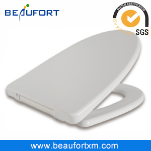 White Slim V Shape UF Sanitary Toilet Seat