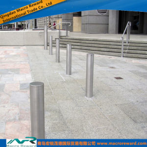 ASTM 316 Stainless Steel Fixed Parking Bollard pictures & photos