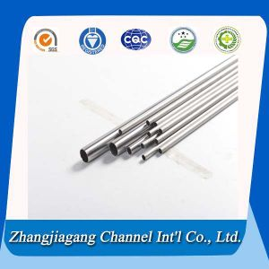 Thin Wall Small Diameter DIN 1.4301 Stainless Steel Tube/Pipe