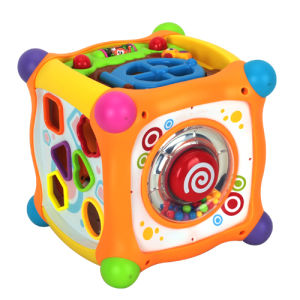 Plastic Educational Toys Kid Magic Cube Box (H0895078) pictures & photos