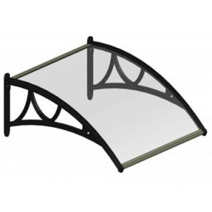 Hot Sale Polycarbonate Sheet for Awning with UV-Protected