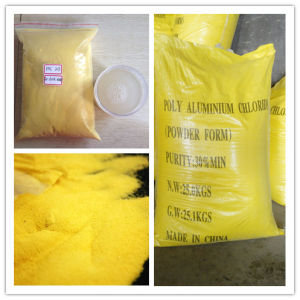 Polyaluminium Chloride 30% Yellow Powder PAC pictures & photos