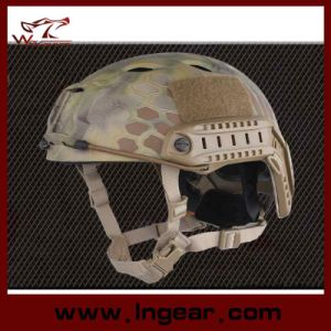 Tactical Navy Bj Style Helmet Military Motorcycle Helmet pictures & photos