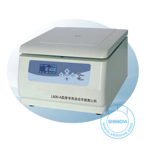 Blood Bank Tube Centrifuge (L600-A) pictures & photos
