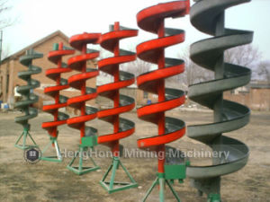 Mineral Beneficiation Processing Machine Spiral Chute Separator