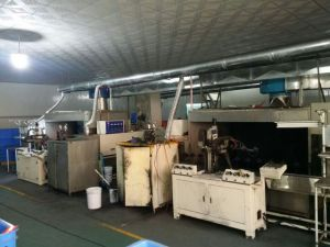 Spray Painting Machine for Steel