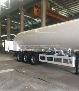 China Manufacturing 43.68m3 Lorry Tanker pictures & photos