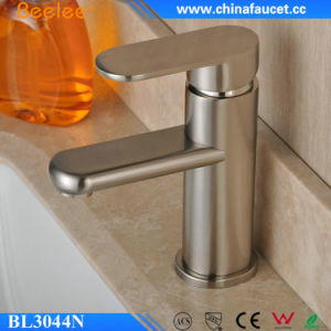 Beelee New Style Copper Brushed Washing Basin Faucet
