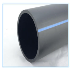 HDPE Plastic Water Pipe Plastic Hard Pipe pictures & photos