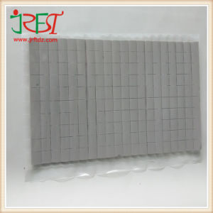 1mm*10mm*10mm Grey Thermal Gap Pad pictures & photos