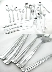Stainless Steel Tableware Cutlery Flatware Set (QW-A32)