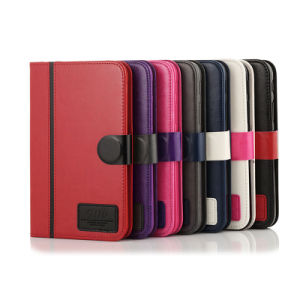 Prime PU Leather Tablet Case for 7.0/8.0/10.1 Inch Tablet