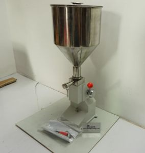Manual Filling Machine for Cream Shampoo Paste Cosmetic
