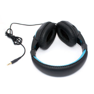 Stereo Headphones with Volume Control in Earcup (HQ-H518) pictures & photos