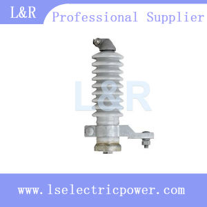 9kv Porcelain Surge Arrester/Lighting Arrester pictures & photos