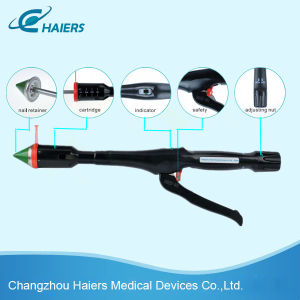 Innovative Surgical Disposable Hemorrhoids Stapler (YG-32/34) pictures & photos