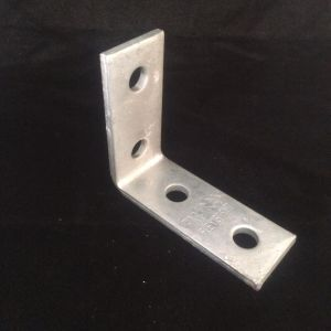 90 Degree Angle Fitting Stamping Part for Channel (FM1325)