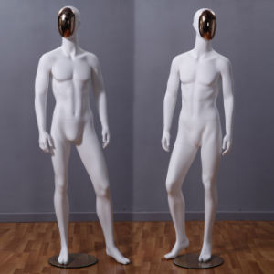 Fiberglass Full Body Male Mannequin with Changeable Face pictures & photos