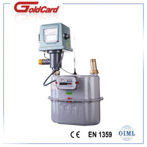 Industrial Smart IC Card Gas Meter-G6, G10, G16, G25, G40, G56, G100 pictures & photos