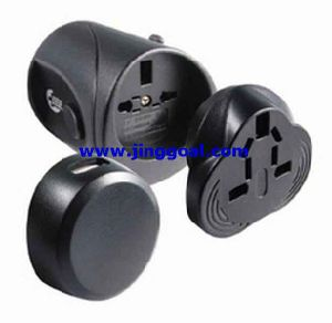 Universal USB Travel Plug pictures & photos