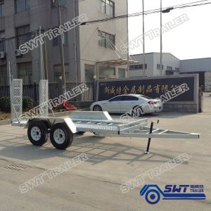 12X6 Plant Trailer for Excavating and Loading (SWT-PT126) pictures & photos