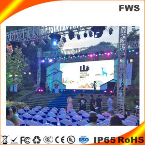 You Tube Video P4.81mm Indoor LED Display for Stage (P3.91/P4.81/P6.25) pictures & photos