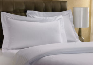 Comfy Housewife Pillowcases for Home, Luxury Hotel Stripe Pillow Cover pictures & photos