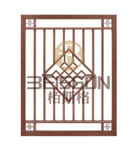 Windows And Doors Factory Provided Building Materila Super Quality Bronze Color Steel Window