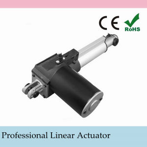 "Stroke Size 24"", Force 150 Lbs, Speed 0.59""/Sec - 12 VDC Linear Actuator"