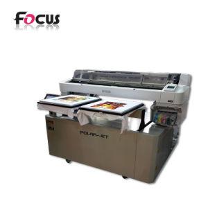 ad186f631 Focus Supply 110*70cm Size DTG Inkjet Digital Label Textile UV Flatbed  Printer for Clothes